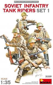 Soviet Tank Riders (Set 1)