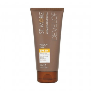 St. Moriz Advanced Pro Formula Gradual Tan & Protect Cream Spf30 175ml