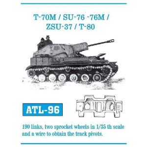 T-70M / SU-76 - 76M / ZSU-37 / T-80