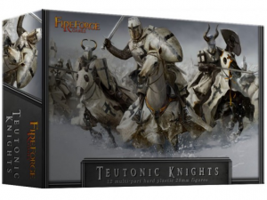 Teutonic Knights Cavalry