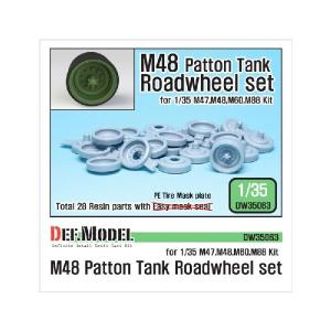 U.S M48 MBT