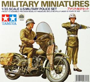 U.S. Military Police set