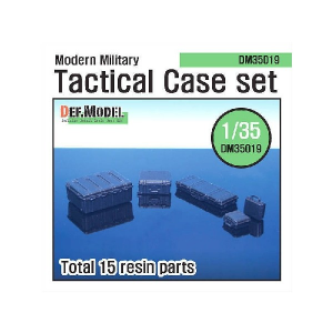 US MODERN MILLITARY TACTICAL CASE SET