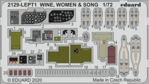 WINE, WOMEN & SONG PE-set