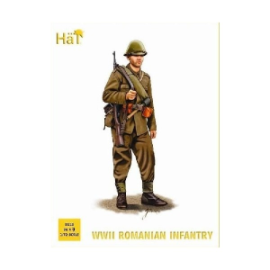WWII ROMANIAN INFANTRY