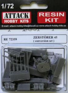 ZERST?RER 45