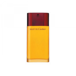 Cartier Must Eau De Toilette Spray 100ml