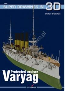 Protected cruiser Varyag