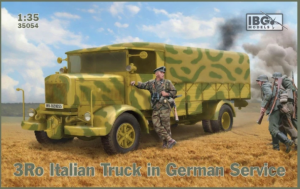 3Ro Italian Truck in German Service