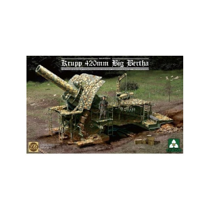 420MM BIG BERTHA SIEGE HOWITZER