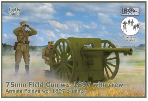 75mm Field Gun wz. 1897