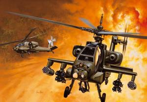 AH-64 A APACHE