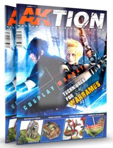AKTION MAGAZINE ISSUE 02