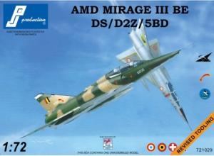 AMD MIRAGE III BE/DS/D2Z/5BD