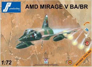 AMD Mirage V BA/BR