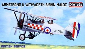 Armstrong Whitworth SISKIN Mk.IIIDC