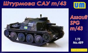Assault SPG m/43