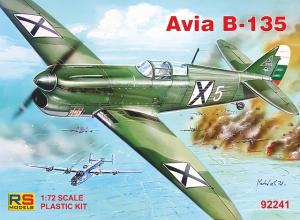 Avia B-135