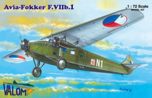 Avia-Fokker F.VIIb.1