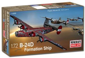 B-24D Formation ship