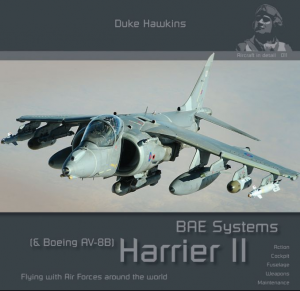 BAE Systems Harrier II & Boeing AV-8B Harrier II