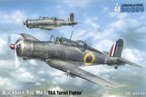 Blackburn Roc Mk.I 'FAA Turret Fighter'