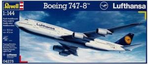 BOEING 747-800 LUFTHANSA