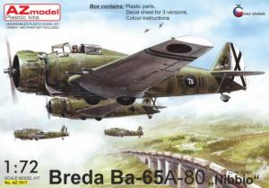 Breda Ba.65A-80 Nibbio