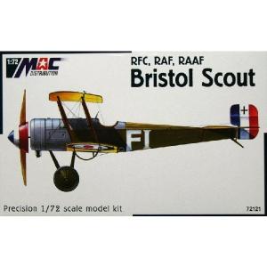 BRISTOL SCOUT (RFC, RAF, RAAF)