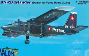 Britten-Norman BN-2B Islander