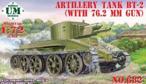 BT-2 w/76.2mm
