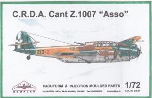 C.R.D.A. Cant Z.1007 Asso