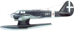 CAPRONI CA.316