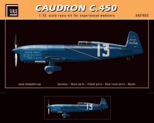 Caudron C.450