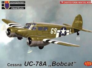 Cessna UC-78A Bobcat