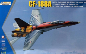 CF-188A 20 Years of Service RCAF