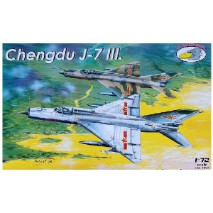 CHENGDU J-7 III.
