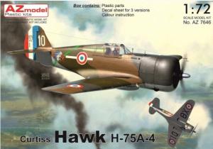 Curtiss Hawk H-75A-4
