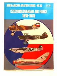 CZECHOSLOVAKIAN AIR FORCE 1918-1970