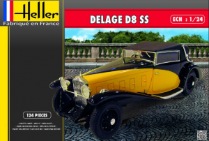 Delage D8 SS
