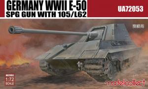 E-50 SPG GUN