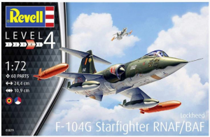F-104G Starfighter RNAF/BAF