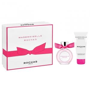 Rochas Mademoiselle Eau De Perfume Spray 50ml Set 2 Parti 2020