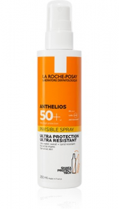 Anthelios spray invisibile 50+