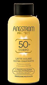 ANGSTROM PROTEZIONE spf 50+ Latte solare ultra idratante 200ml