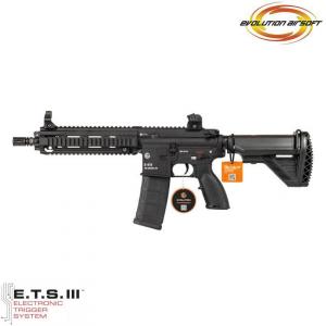 HK416D con ETS ||| Evolution Airsoft