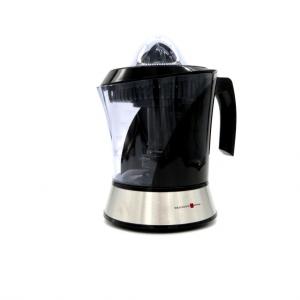 Spremiagrumi elettrico inox nero 1lt automatico