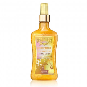 Hawaiian Tropic Golden Paradise Fragance Mist Shimmer Edition 250ml