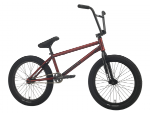 Sunday Ex Red 2021 Bici Bmx | Colore Red