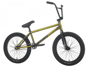 Sunday Forecaster Silva 2021 Bici Bmx | Colore Oro